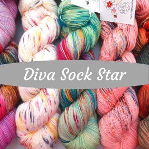 Diva Sock Star