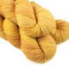 Diva Sock Glitter Handgeverfd Garen Golden