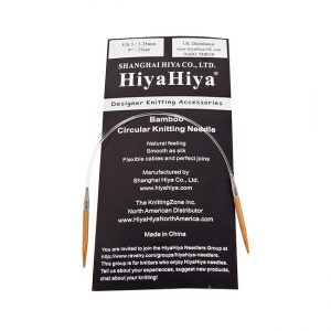 HiyaHiya Bamboe Rondbreinaald