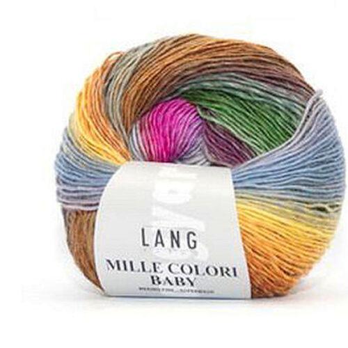 Mille Colori Baby LangYarns