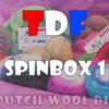 Tour de Fleece Spin Box 1