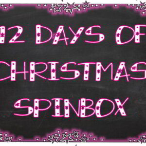 12 Days Of Christmas Spin Box